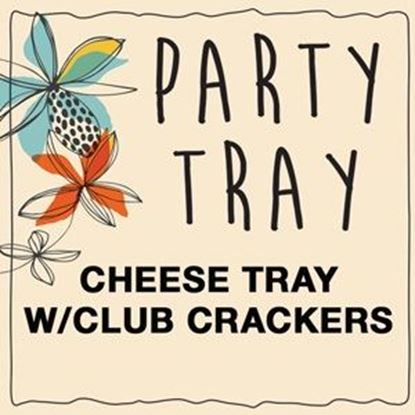 Party Tray - Cubed Cheese Trays